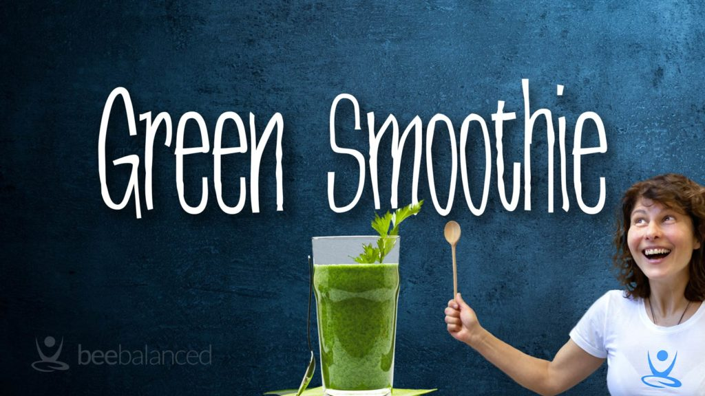 Green Smoothie Rezept Artikel