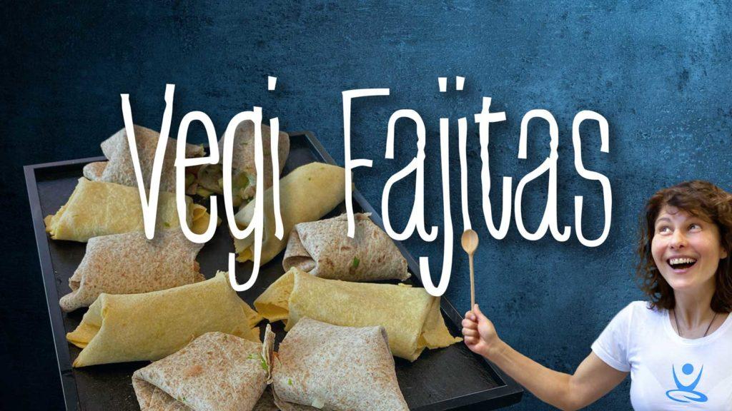 Vegi-Fajitas Rezept Cover