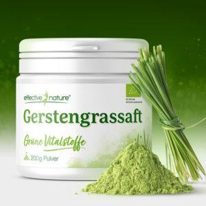 Gerstengrassaftpulver Dose