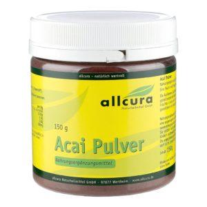 allcura Acai-Pulver